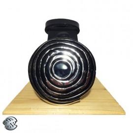Ceinture cuir largeur 4 cm