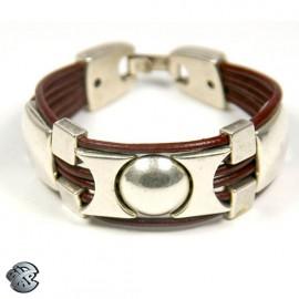 Bracelet cuir Contemporain