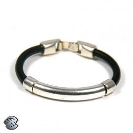 Bracelet cuir Jonc