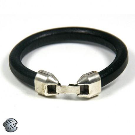 Bracelet cuir Massaï