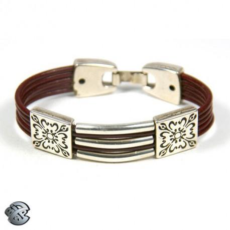 Bracelet cuir zap